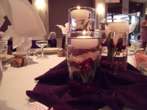 Professional Catering Companies Around Ferndale MI - Elite Catering - centerpiece3