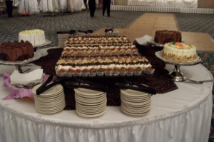 Expert Banquet Hall Catering Near Plymouth MI - Elite Catering - desserts_1