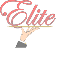 Elite Catering Company & Dining Services footer logo